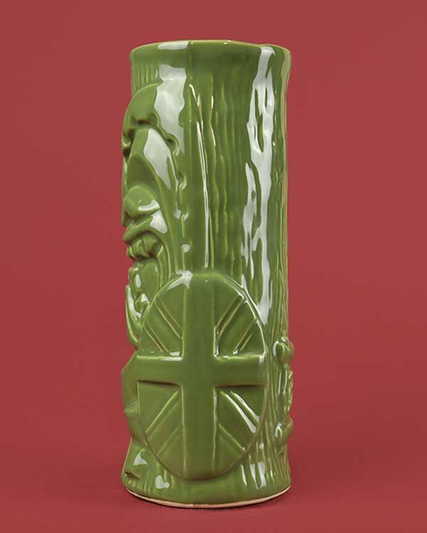 Ceramic Britiki Tiki Mug