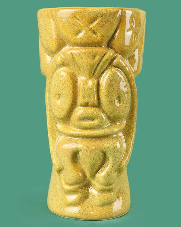 Ceramic Cheeky Tahiti Tiki Mug