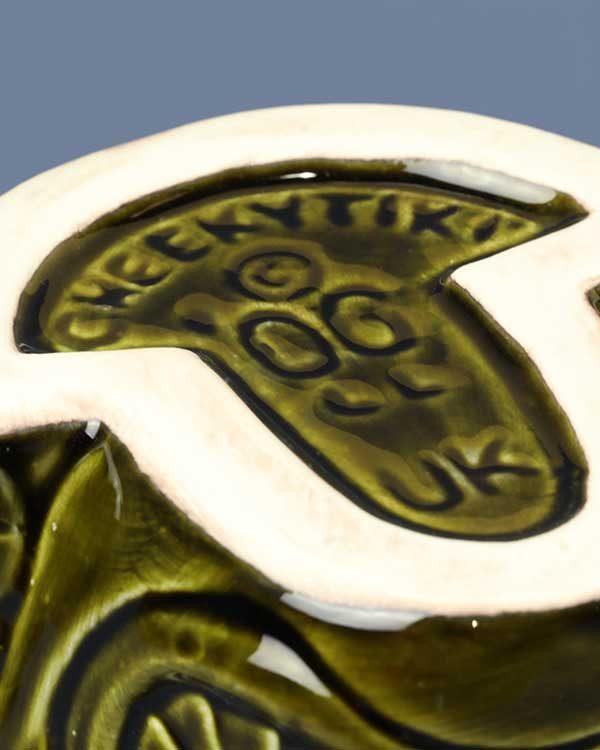 Ceramic Ku Tiki Mug