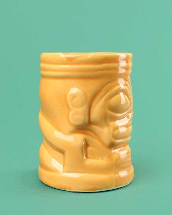Ceramic Marqui Marq Tiki Mug