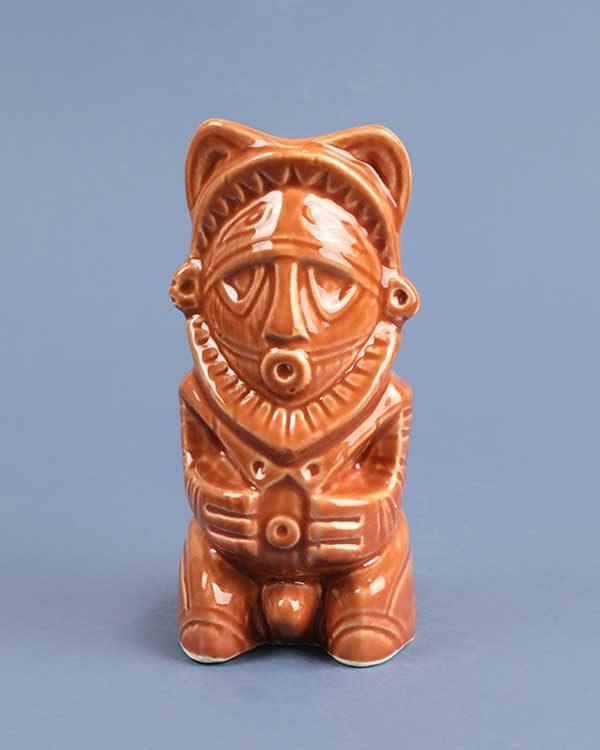 Ceramic Papu Tiki Mug