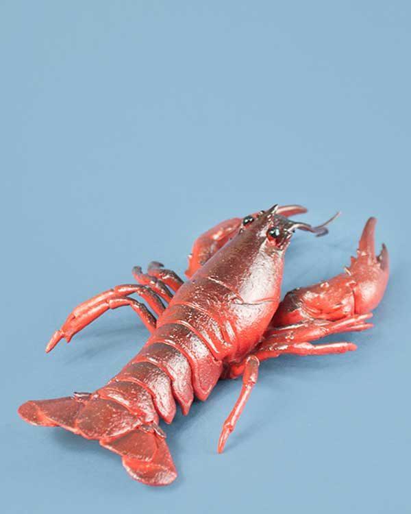 Novelty Plastic Lobster Small