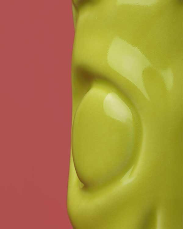 Ceramic Zombie Tiki Mug