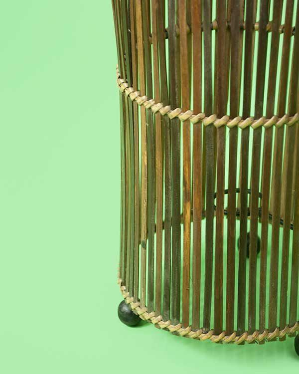 Bamboo Lamp Shade