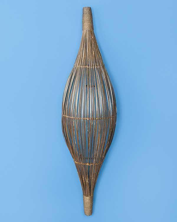 Bamboo Wall Lamp Shade