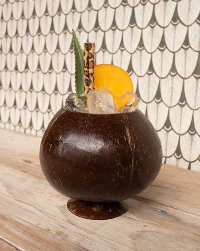 Coconut Cocktail Cup