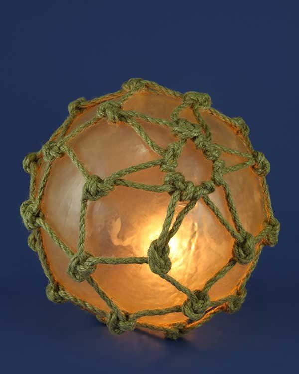 Resin Fish Float Lamp
