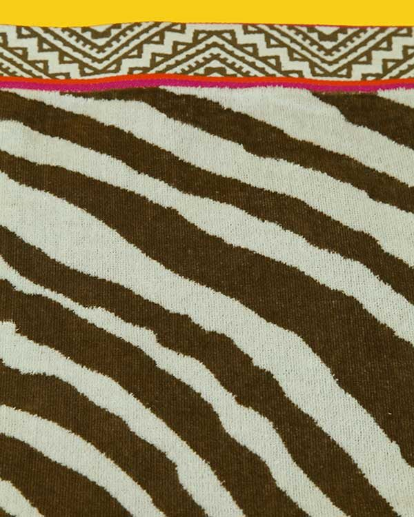 Animal Printed Tropical Beach Towel