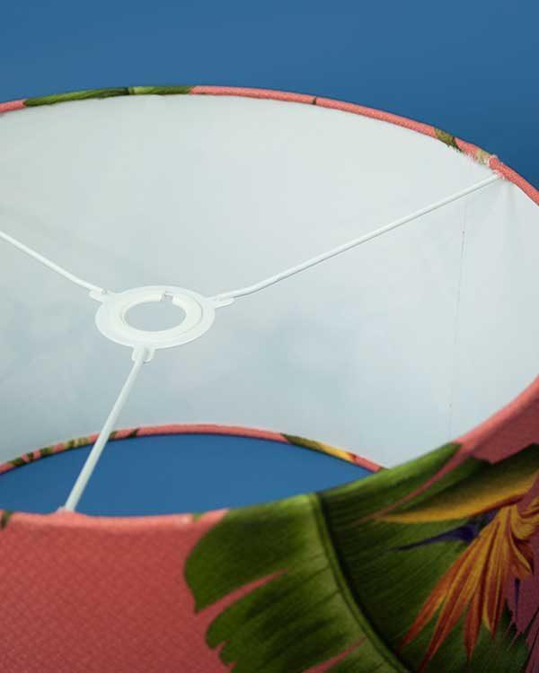 Tropical Print Pendant Lampshade