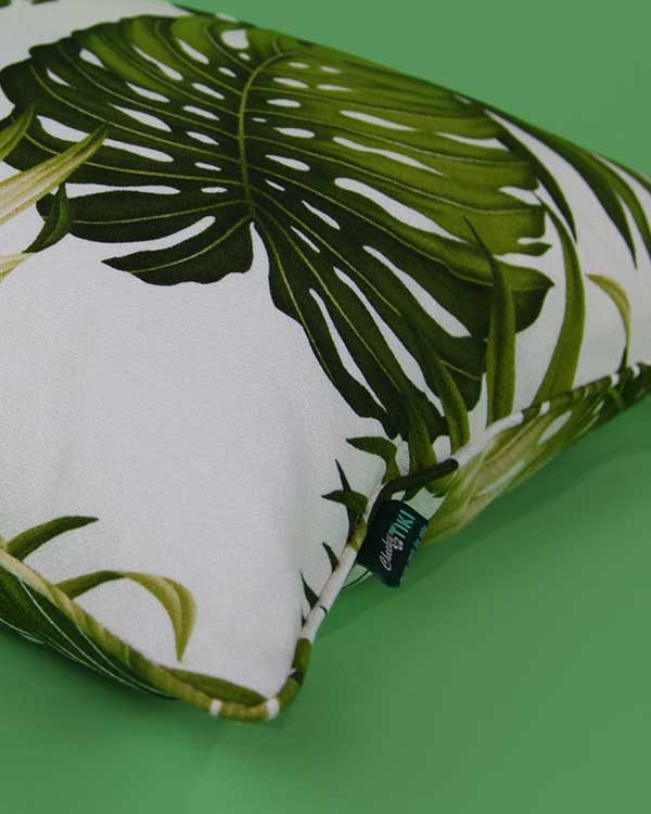 Tropical Print Cushion