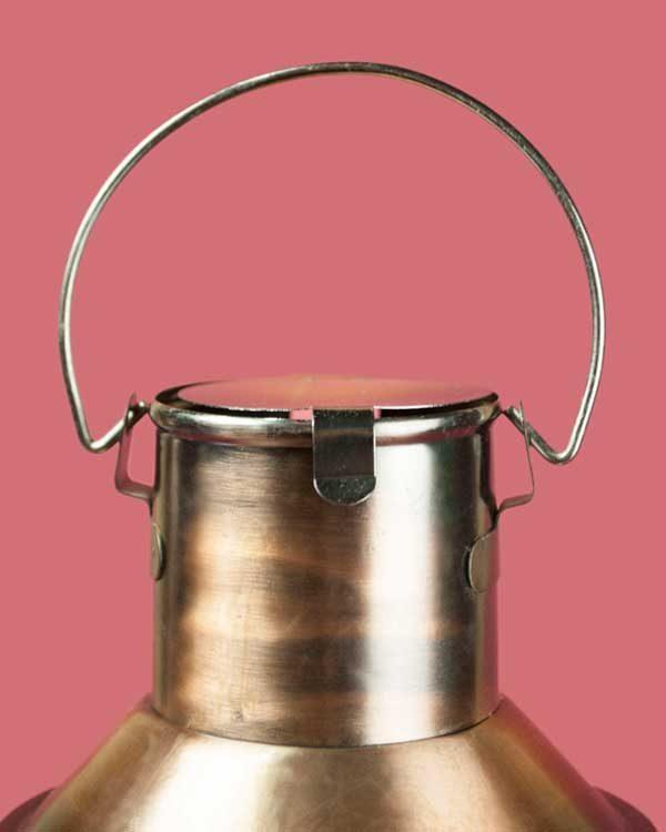 Nautical Ships Lantern Tea Light Holder