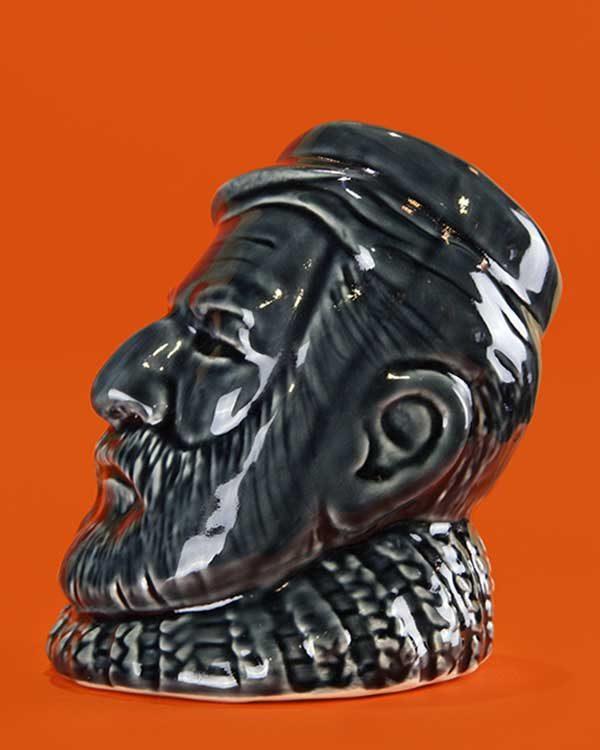Ceramic Hemmingway Tiki Mug