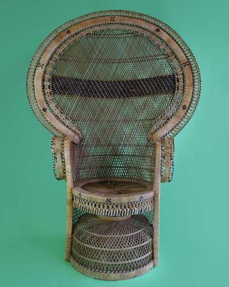 Rattan Princess Chair