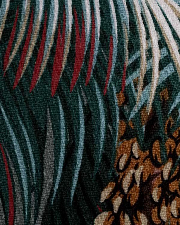 Waikiki tropical printed fabric