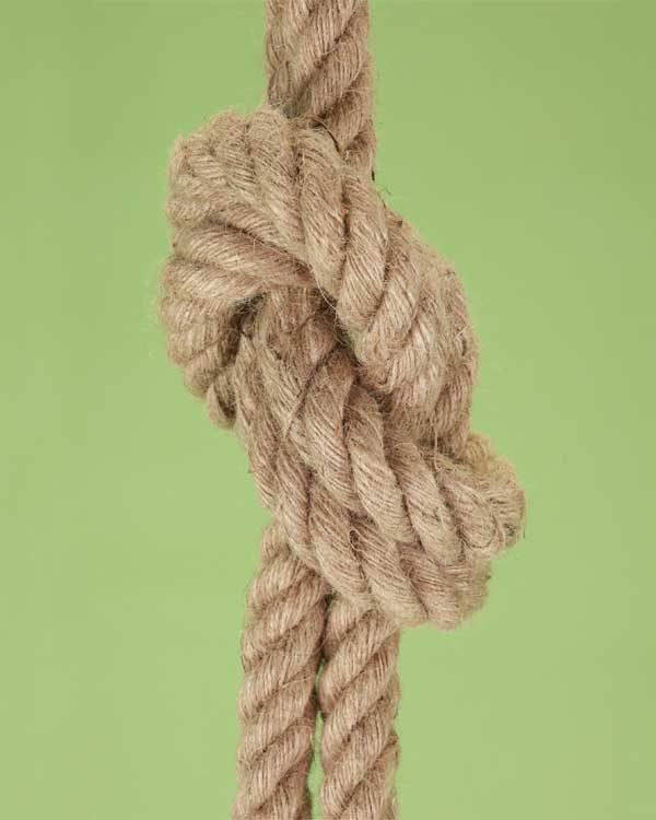 Nautical Rope Light Pendant