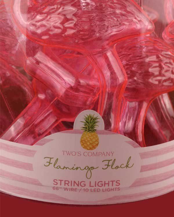 Flamingo LED fairy lights
