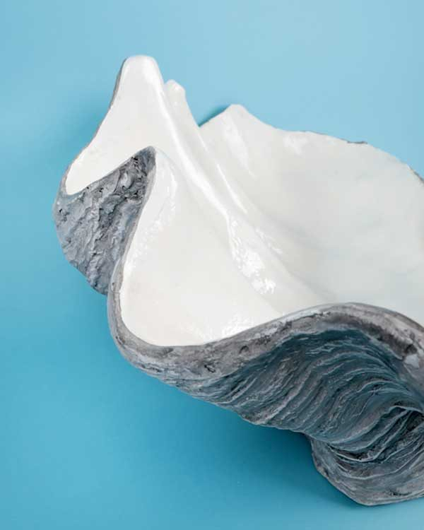 Large Conch Shell Ice Bucket
