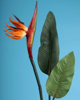 Artificial Bird of paradise stem