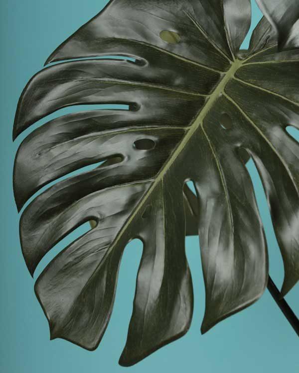 Artificial Monstera Plant