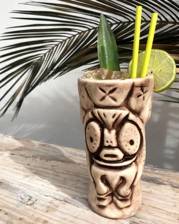 Cheeky Tahiti Tiki Mug